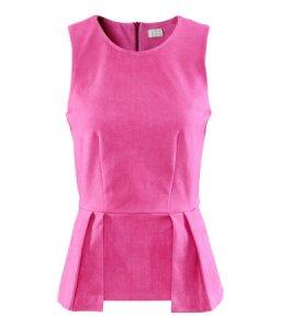 hm pink top