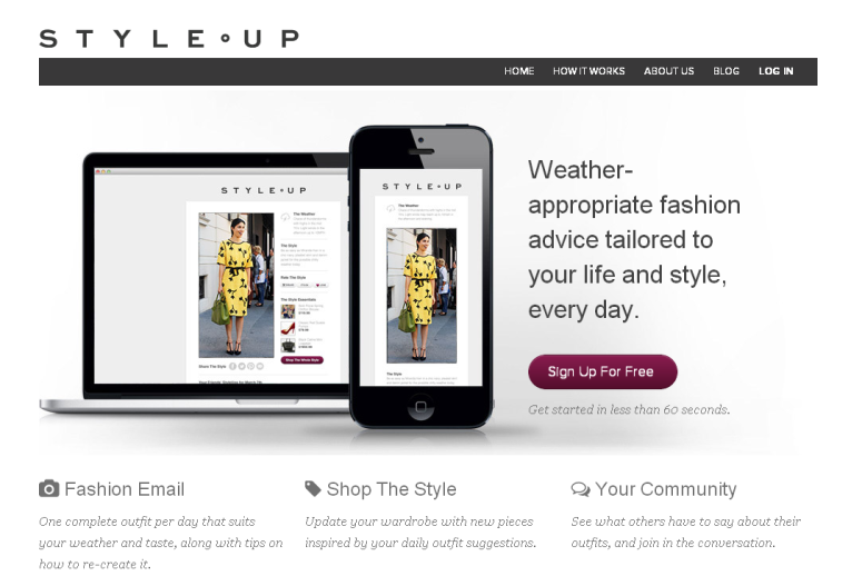 Catching Up with StyleUp Founder Kendall Herbst – Fashion
