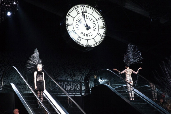 Louis Vuitton : Runway - Paris Fashion Week Womenswear  Spring/Summer 2014