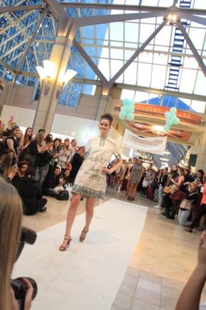 Fashion & Retail Society's Alex Morris Models for 19thAmendment