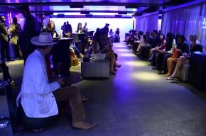 g.KIM, Venni Caprice, Sefani & Launch by Susan Young S/S 2014 FashionShows
