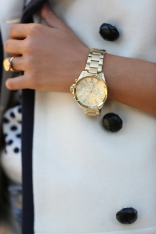 gift- gold watch 2