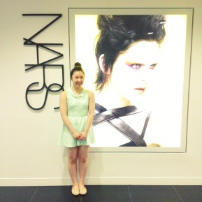 Co-op Diaries: Esther Tam at NARS Cosmetics