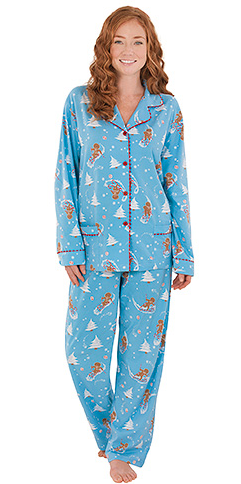 Cute Winter PJs | Fashion & Retail Society