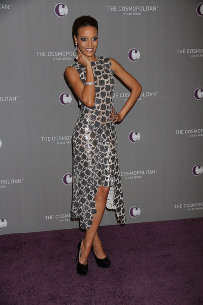 The Cosmopolitan of Las Vegas Grand Opening - Arrivals