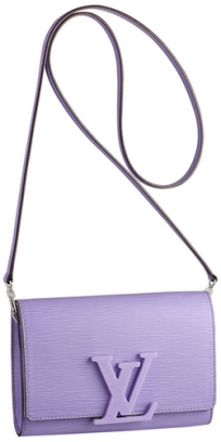 Enamel Louise Bag