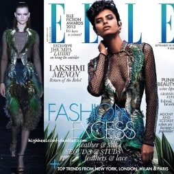 Lakshmi-Menon-In-Gucci-Fall-2013-Is-Elles-Cover-Girl-This-September