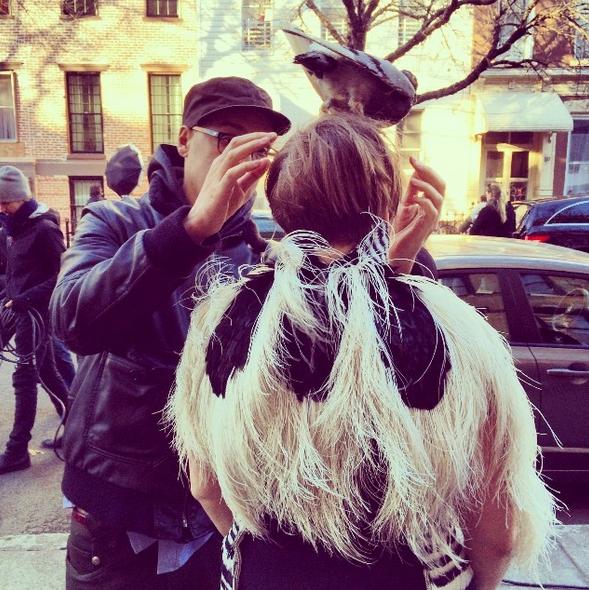 Pic #2 Vogue Instagram