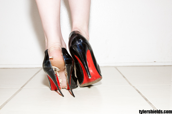 pre owned louboutin