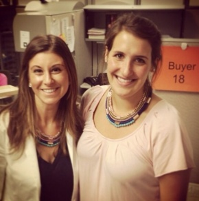 Co-op Diaries: Sarah Teebagy at TJX