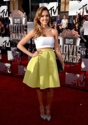 Best Dressed at the 2014 MTV Movie Awards