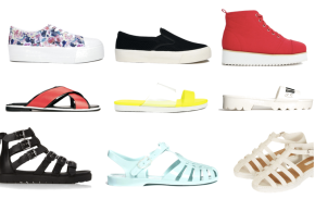Save Stylishly on Spring Shoes