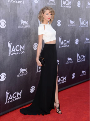 Best Dressed of 2014 ACM Awards