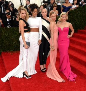 Best Dressed at the 2014 Met Gala