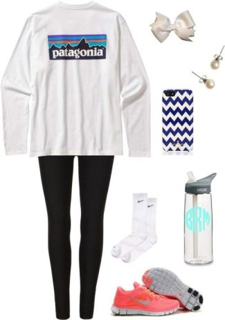 Prepster Look