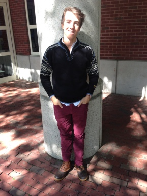 Campus Chic: Ian
