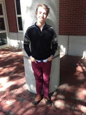 campus chic - Ian