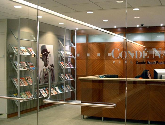 Conde-Nast-Lobby