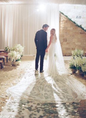 Lauren Conrad Wedding Recap