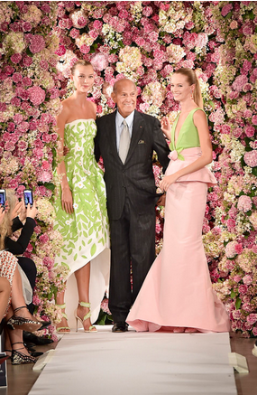 Remembering a Great: Oscar de la Renta