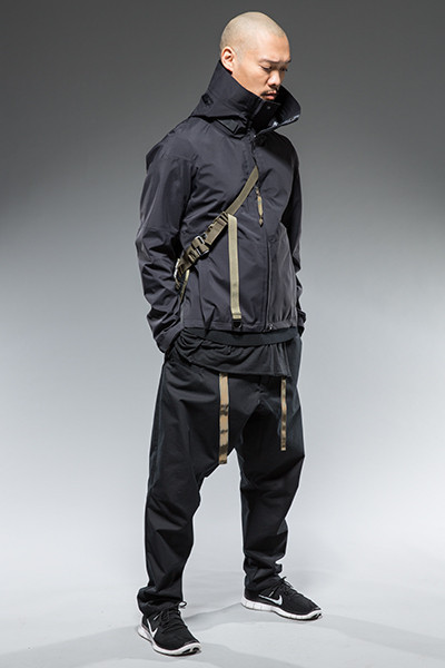 Techwear Ready For Anything And Then Some Fashion Retail Society