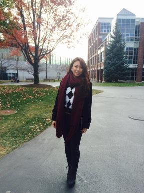 Campus Chic: EmilyL.