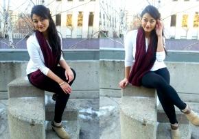 3 Days of Style: SaiyaraM.