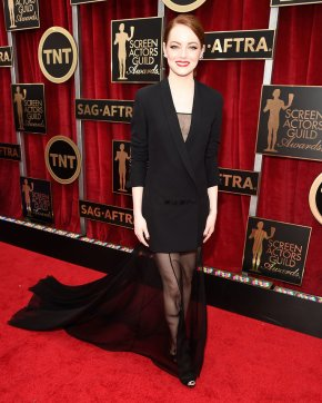 Best Dressed: Screen Actors Guild Awards 2015
